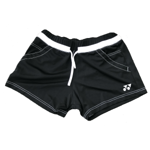 Yonex Ladies-Short Pant 3043 black Gr. XL