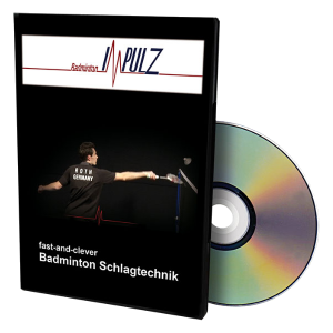 Badminton DVD fast-and-clever Schlagtechnik