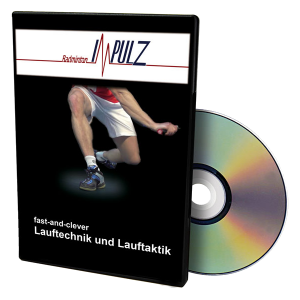 Badminton DVD fast-and-clever Lauftechnik