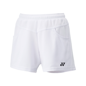 Yonex Ladies-Short 25013 white Gr. S